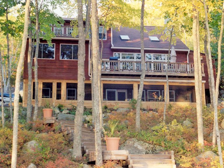 Cottage Rentals Bar Harbor Maine , Lakeside Cabin Rentals